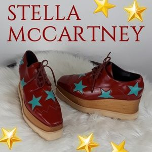 STELLA McCARTNEY ELISE OXFORDS